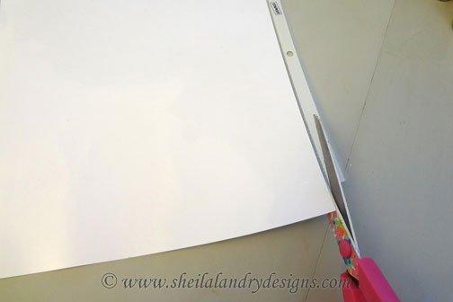 Use A Sheet Protector