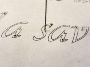 Scroll Saw Tip #6