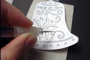 Trace Your Scroll Saw Pattern Lines